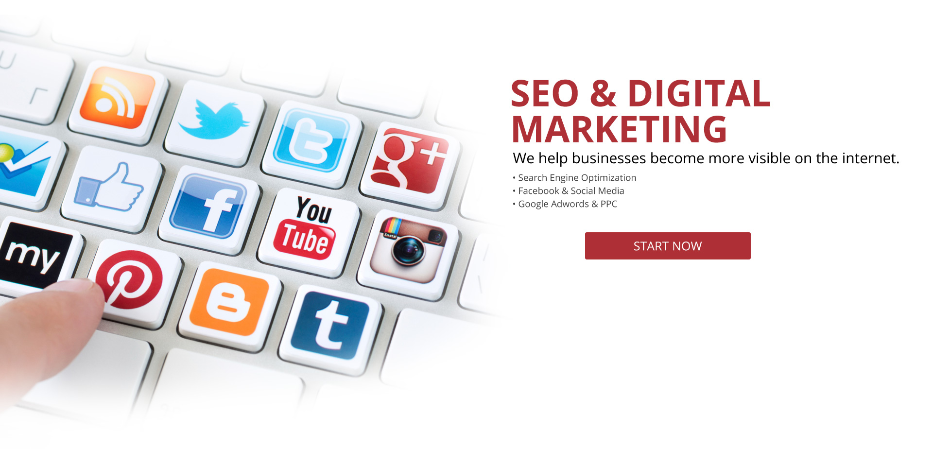 Digital Marketing & SEO - MYL
